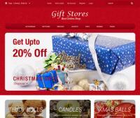 Шаблон интернет-магазина подарков