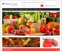 Шаблон кулинарного сайта